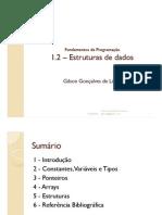 1_2_Estruturas de Dados
