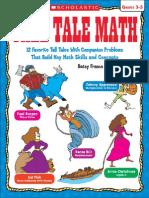 12 Tall Tale Maths