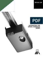 BFT TIR 120 Brochure