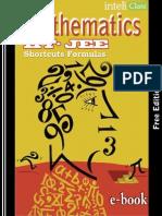 Free Mathematics eBook for JEE Main