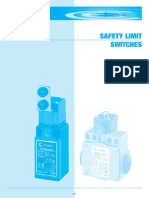 069 Safety Limit Switches e