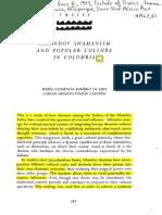 Ramirez de Jara , Pinzón - Sibundoy Shamanism and Poupalr Culture in Colombia