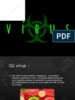 Apresentação vÍrus (1)