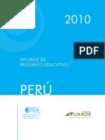 LIBROGRADE_INFORMEPROGRESOEDUCATIVO2010