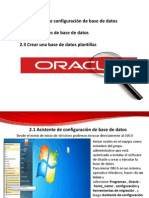 Asistente de Configuración de Oracle