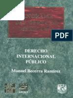 Derecho Internacional Publico - Manuel Becerra Ramirez