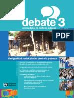 Revista Debate N°3