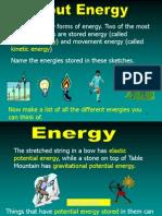 22   energy