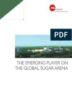 Nsl Sugar Brochure