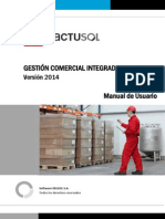 Manual FactuSOL 2014EV