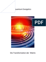 Quantum Energetics Deutsch