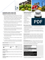 Green Coffee Spec Sheets Pa
