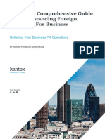 Kantox FX Guide for CFO