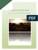Proyecto Huerto Solar 1.1