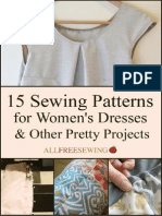 15 Dress Pretty Project Womens eBook