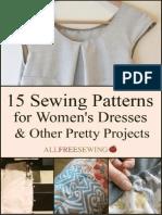 15 Dress Pretty Project Womens eBook
