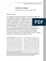 Gerardo Caetano - Transformaciones en Riesgo Diálogo Con Luiz Inácio Lula Da Silva, José _Pepe_ Mujica y Víctor Báez