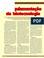 a regulamentaçao da biotecnologia.pdf