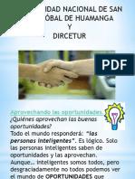 Aprovechando Oportunidades de La Empresa (03!09!11) Exp. Narciso Marmanillo
