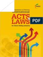 Direct Selling Laws Book