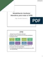 Rehabilitación Vestibular VPPB (2)