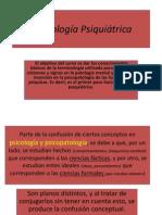 Semiología Psiquiátrica Clase 1 Pp Actual, Finalizado (2)