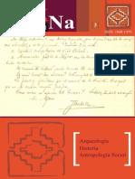 Del Castillo Et Al 2013 Formalización y Dinámica Social, Simulación Computacional en Arqueología