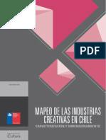 Mapeo Industrias Creativas - CNCA