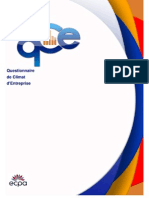 QCE Rapport