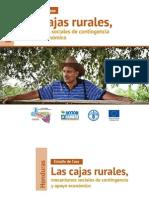 Las cajas rurales, mecanismos sociales de contingencia y apoyo económico - Estudio de Caso Honduras