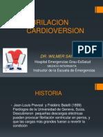 xDESFIBRILACION  CARDIOVERSION