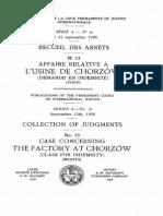 Chorzow Factory Case