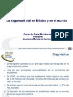 Ponencia_2 Seguridad Vial en Mexico y El Mundo Oscar de Buen