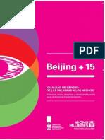 Beijing+15