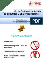 3.- Ppt Implementación Sistemas de Gestión Sst