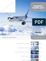 BCA 2012 Market Forecast