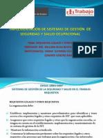Exposicion Sistemas de Gestión-requisitos Legales Aa