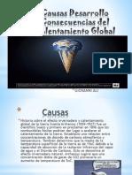 Causas Desarrollo Consecuencias Del Calentamiento Global