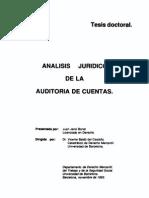 Analisis Juridico de La Auditoria