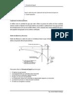 Radio Accion de Pozo - Formula de Dupuit