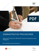 Giz2013 en Administrative Procedures Philippines Off Grid