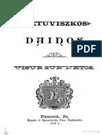 Lietuviškos Dainos Iš Visur Surinktos - Paukštys