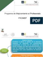 Presentacion Perfil Deseable Promep