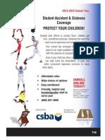 CA San Ramon Area School Insurance