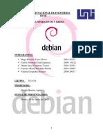 Proyecto Final Sistemas Operativos y Redes en Debian