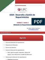 U2 - Elicitación de Requerimientos 2014-01