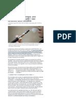 La Cigarette Électronique, Une «Concurrence Déloyale» Aux Buralistes Selon La Justice