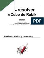 Resolver El Rubik