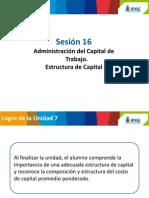 Costos Para Toma de Decisiones - Sesión 16