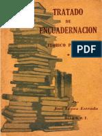 Tratado de Encuadernacion
